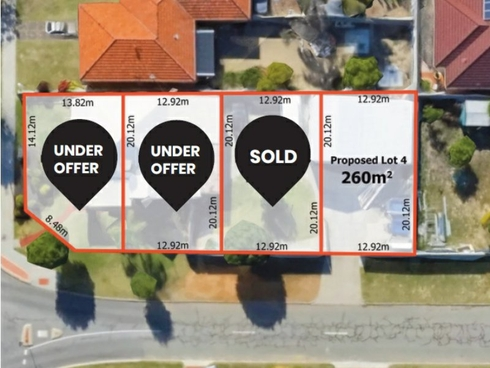 Lot 4/150 Washington Street Victoria Park, WA 6100
