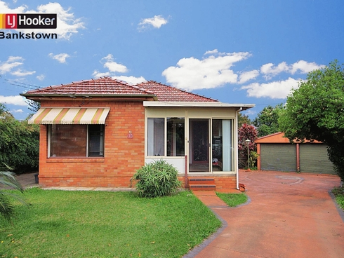 11 Saladine Avenue Punchbowl, NSW 2196