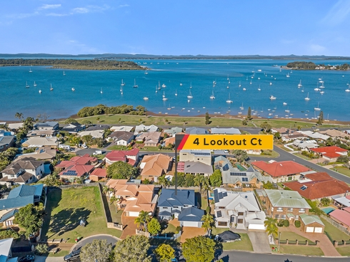 4 Lookout Court Victoria Point, QLD 4165