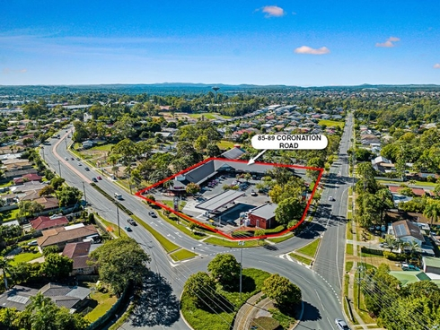 85-89 Cnr Middle Road and Coronation Road Hillcrest, QLD 4118
