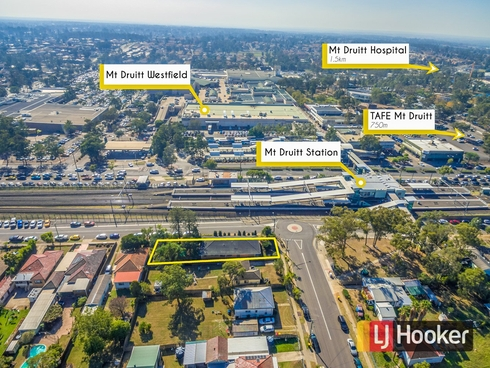 2 Coates Street Mount Druitt, NSW 2770