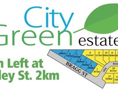 Lot 13/ City Green Estate Bundaberg East, QLD 4670