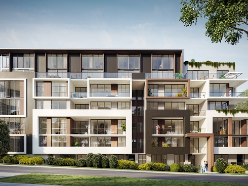 1 Bed Apts/2 Canberra Ave St Leonards, NSW 2065