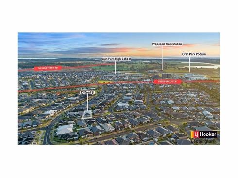 13 Reed Street Oran Park, NSW 2570