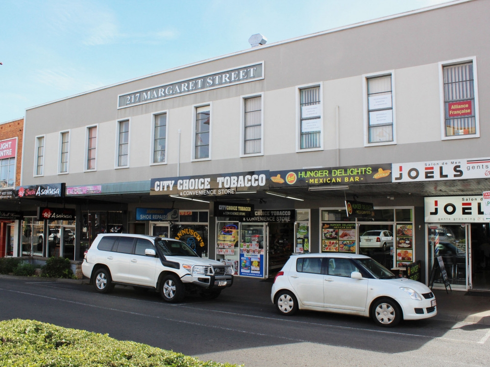 FF Suite 6/217 Margaret Street Toowoomba City, QLD 4350