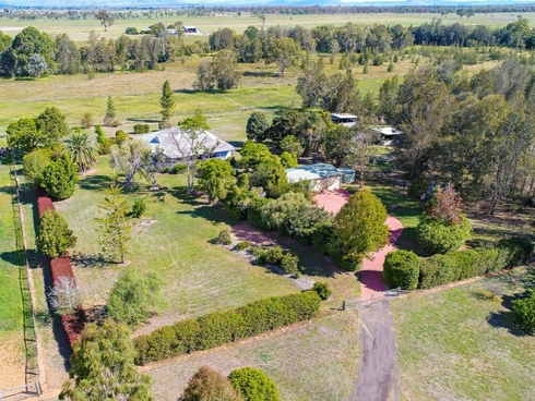 41 Main Green Swamp Road Spring Creek, QLD 4343