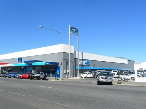 Tenancy 4, 214 Bolsover Street, 'ANZ Building' Rockhampton City, QLD 4700