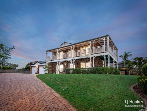 2 Lexington Place Wishart, QLD 4122