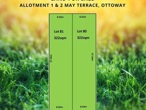 Lot 80/116 May Terrace Ottoway, SA 5013