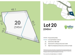 Lot 20 Valley View Estate, Richmond Hill Rd Goonellabah , NSW, 2480
