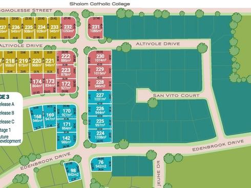 Lot 232/ Edenbrook Estate Norville, QLD 4670