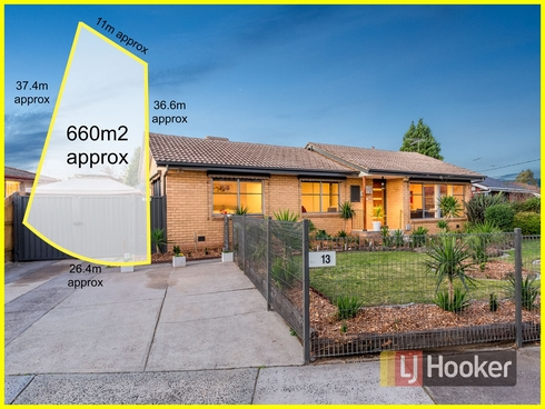 13 Booth Crescent Dandenong North, VIC 3175