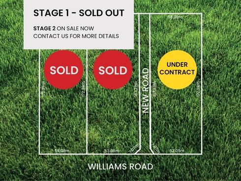 Lot 2/351 Williams Road Two Wells, SA 5501