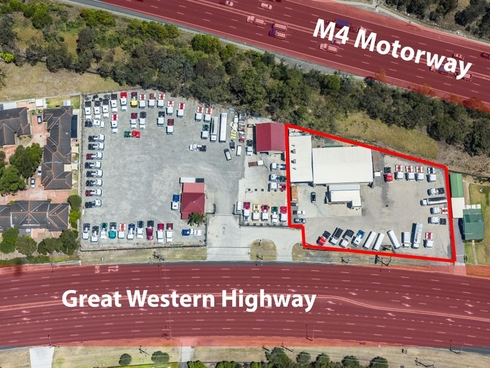 607 Great Western Highway Greystanes, NSW 2145