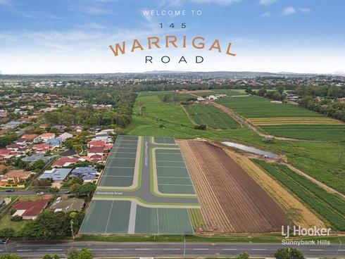 Lot 18/145 Warrigal Road Runcorn, QLD 4113