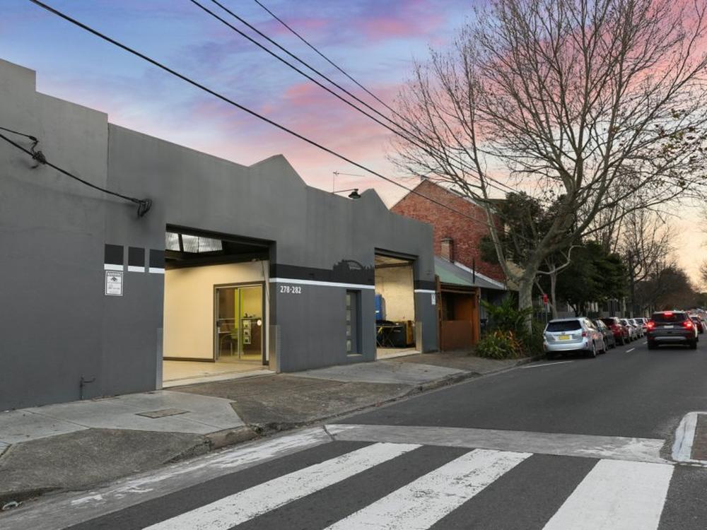 278-282 Mitchell Road Alexandria, NSW 2015