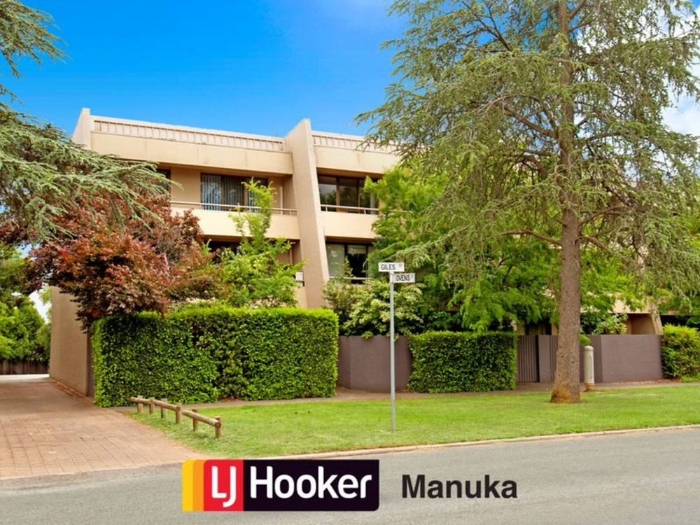 310/10 Currie Crescent Griffith, ACT 2603