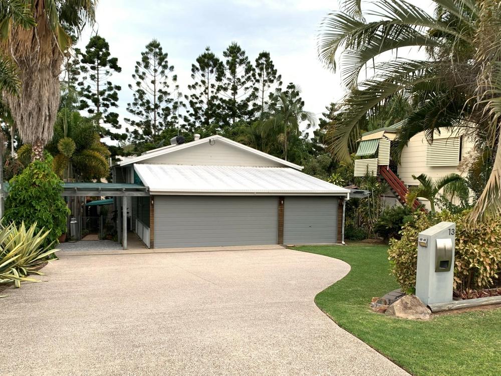 13 Alfred Street Tannum Sands, QLD 4680