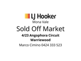 4/23 Angophora Circuit Warriewood, NSW 2102