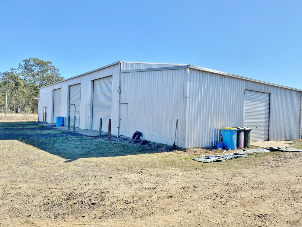 49 Burrows Street Wondai, QLD 4606
