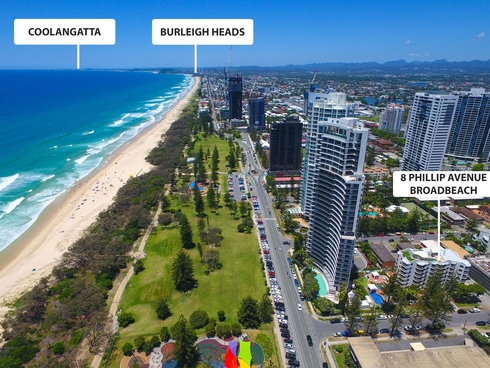 103/8-10 Philip Avenue Broadbeach, QLD 4218