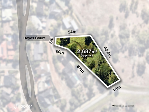 Lot 4/Heyes Court Rostrevor, SA 5073