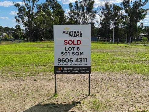 Lot 8, 198 Edmondson Avenue Austral, NSW 2179