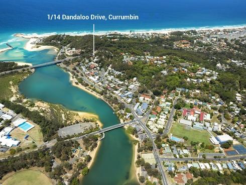 1/14 Dandaloo Drive Currumbin, QLD 4223