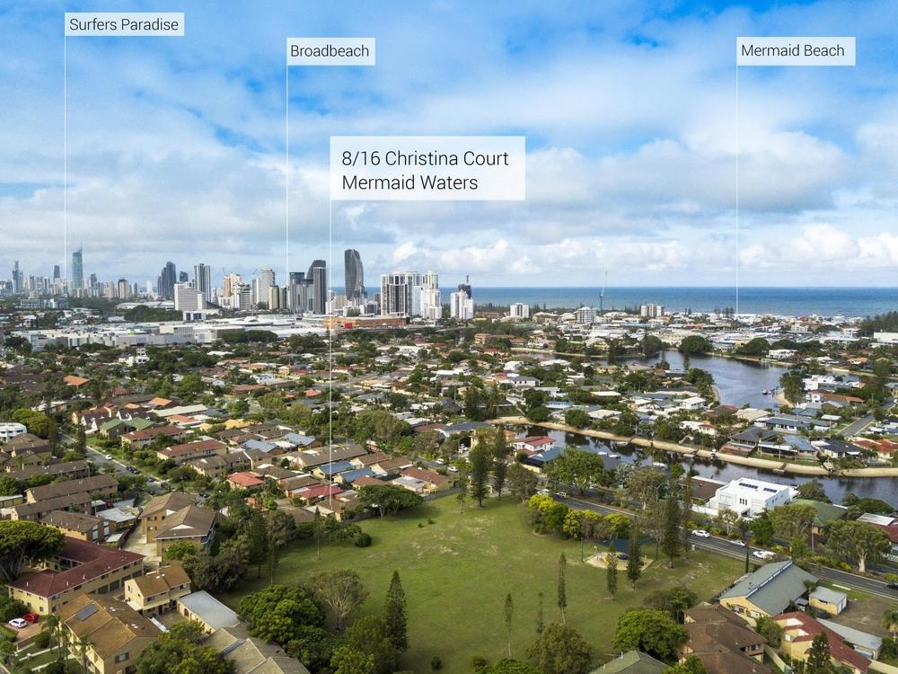 8/16 Christina Court Mermaid Waters, QLD 4218