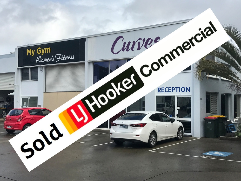 Units 22 & 23/25-27 Hurley Drive Coffs Harbour, NSW 2450