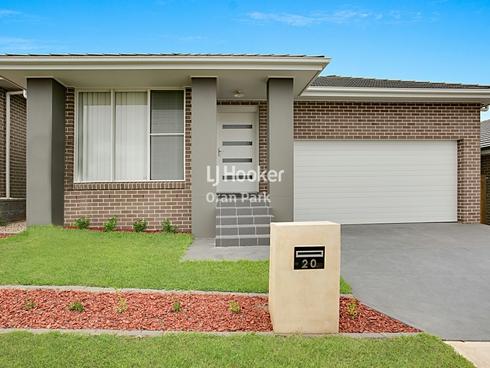 20 Lawler Drive Oran Park, NSW 2570