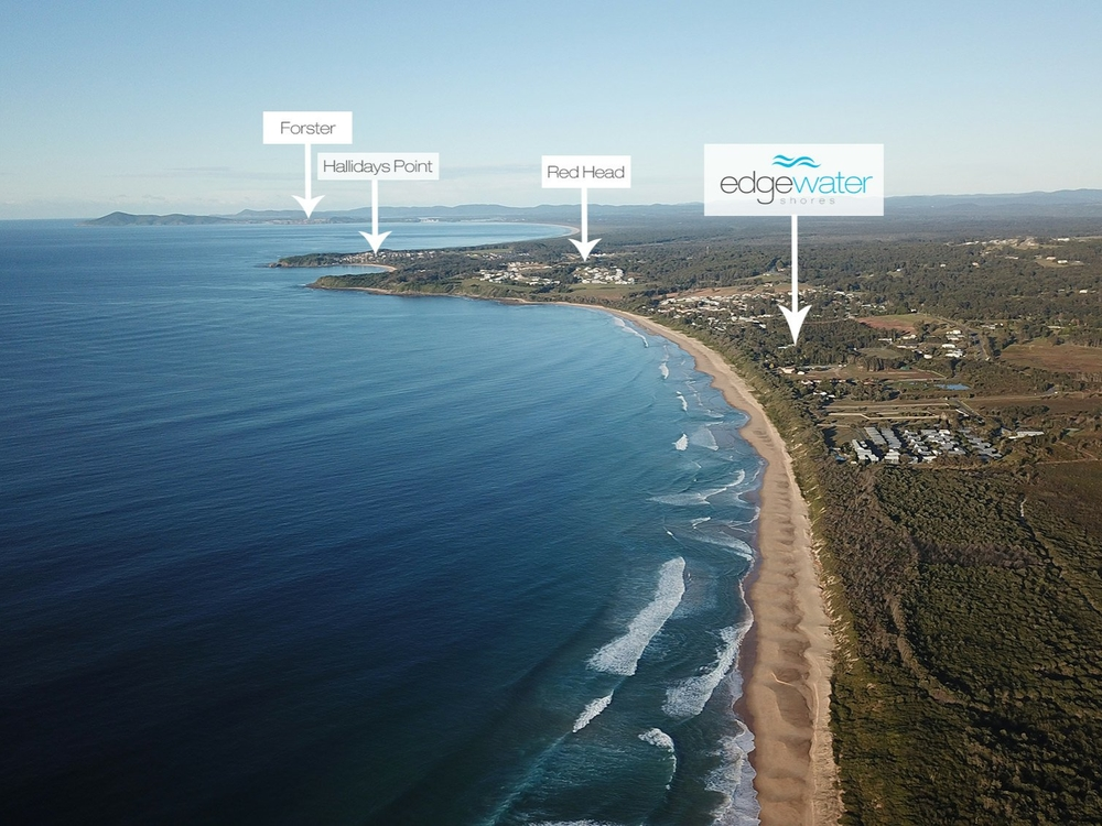 Lot Proposed Lot 14/310-314 Diamond Beach Road Diamond Beach, NSW 2430